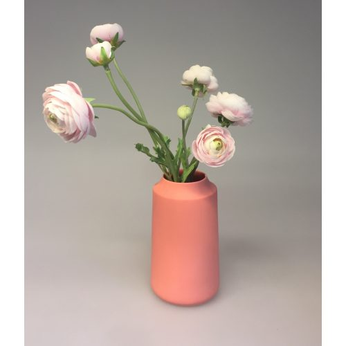 Trine Rytter keramik - Royal vase i koral, håndlavet, keramik, dansk, design, kunsthåndværk, Trine Rytter, kunst, vase, biti, ribe, unika, indretning, interiør, interior, keis og fiedler