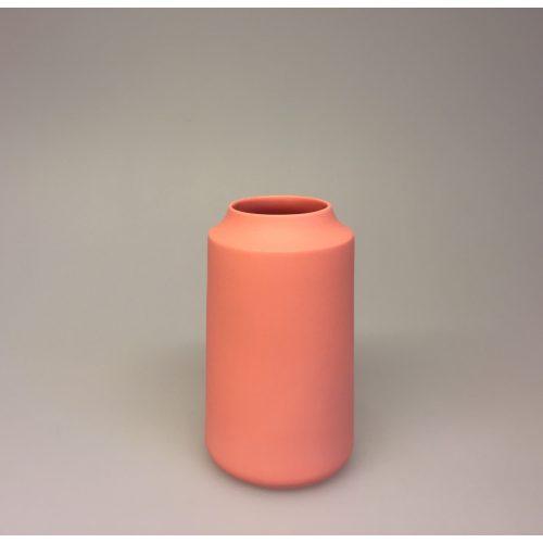 Trine Rytter keramik - Royal vase i koral, håndlavet, keramik, dansk, design, kunsthåndværk, Trine Rytter, kunst, vase, biti, ribe, unika, indretning, interiør, interior,