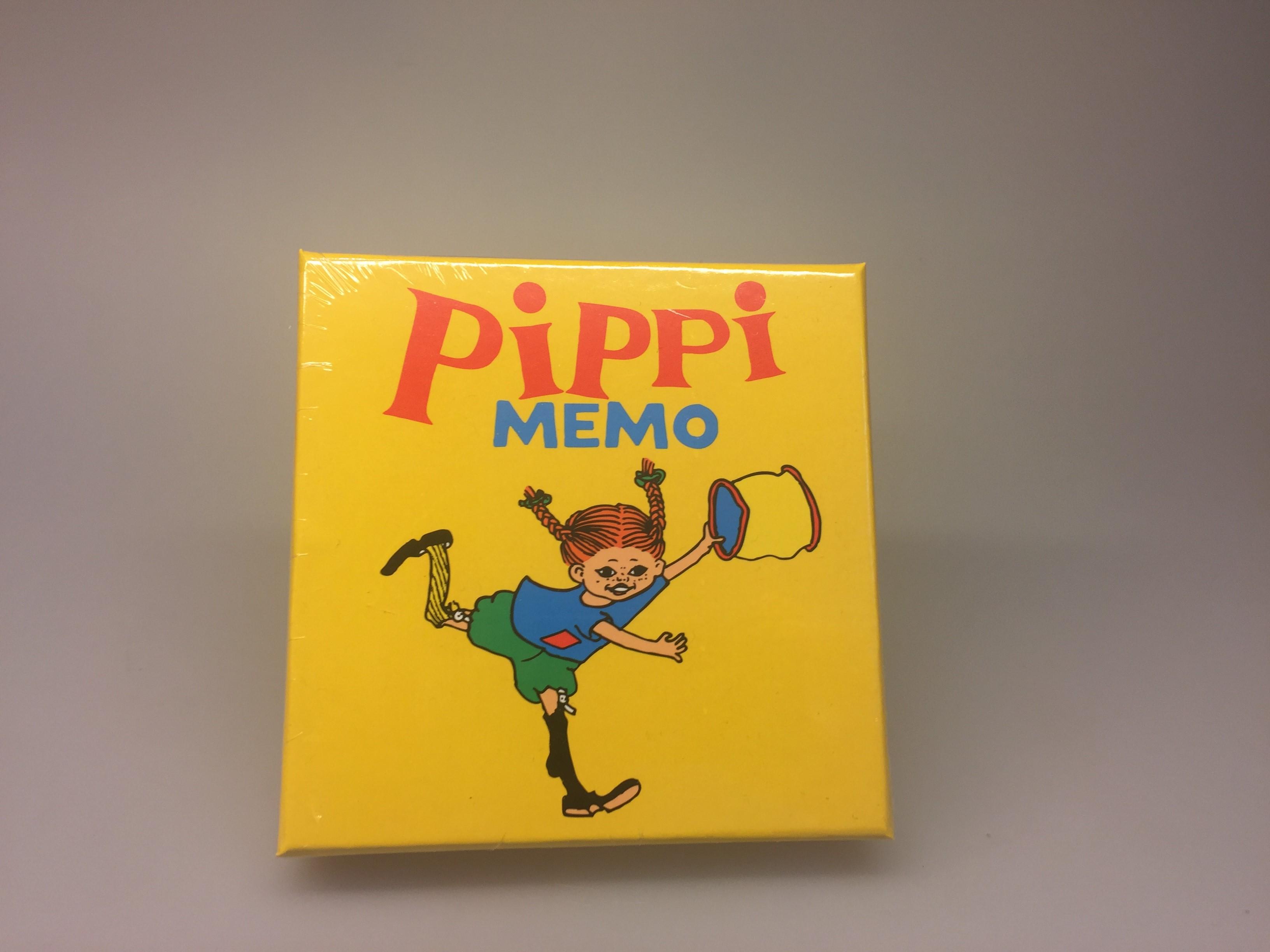 Pippi spil - Huskespil - Memo, memory, vendespil, huskespil, pippi langstrømpe, astrid lindgren, ingrid nymann, her kommer pippi langstrømp, børnespil, spil for børn, dåbsgave, barnedåb, barselsgave, baby shower, nostalgisk, gave ide, biti, ribe, retro, børneting, ting til børn