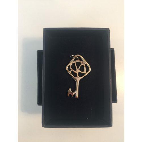 vikingesmykke - vikingevedhæng vedhæng bronze vikinge nøglen til himmeriget
