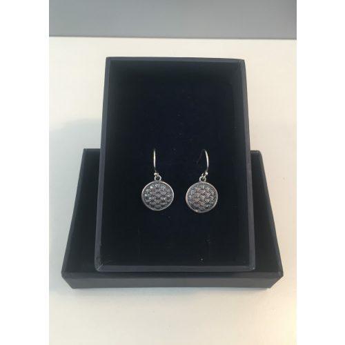 vikingesmykke vikingesmykker øreringe,ørestikkere ringkæder borrestil i sølv