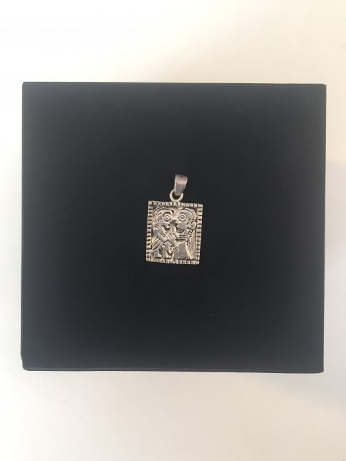 vikingesmykker vikingesmykke guldgubbe dobbeltgubbe