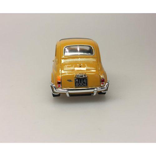 Fiat 500 metalbil - cinquecento - Karry