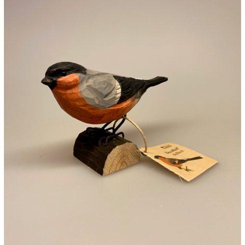 Naturens fugle af træ - Dompap, mejse, spurv, ornitolog, ornitologisk, fugle, kigger på fugle, fuglekiggert, fugleinteresseret, naturen, fri, fritid, outdoor, naturelsker, naturinteresseret, Biti, Sort sol, Ribe, Nationalpark Vadehavet,