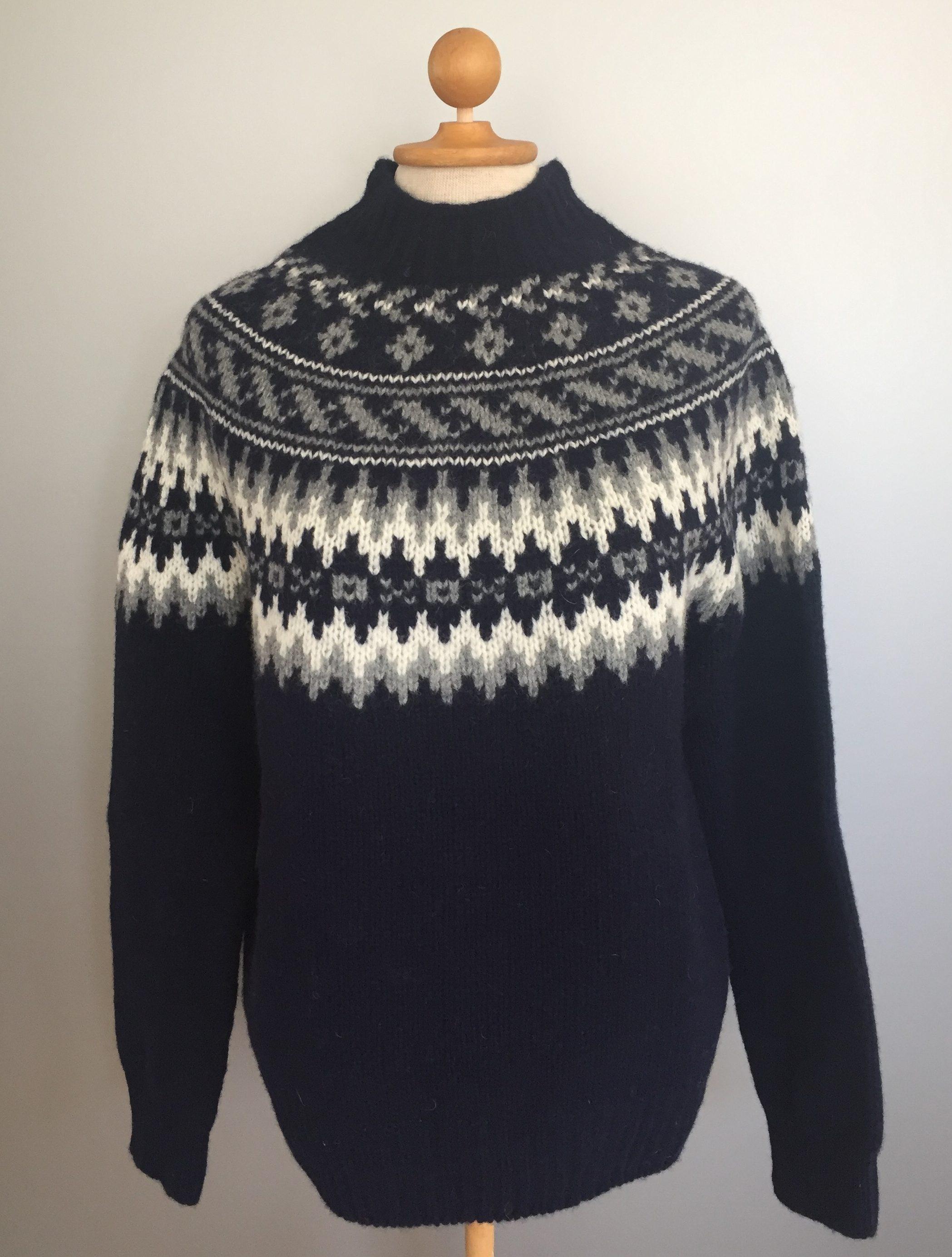 færøsk sweater