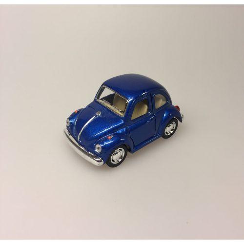 """VW Folkevogn Mini Bobbel - Blå metalic,VW Folkevogn """"bobbel"""" mini Blå metalic"""
