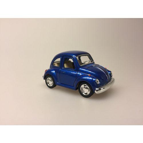 """VW Folkevogn """"bobbel"""" mini Blå metalic"""
