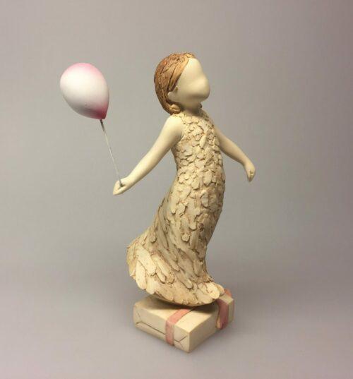 """Arora """"More than words"""" - Pige med ballon - Birthday Girl - tillykke med fødselsdagen - fødelsdag - happy birthday - tillykke til mig - fødselsdagsbarn"""