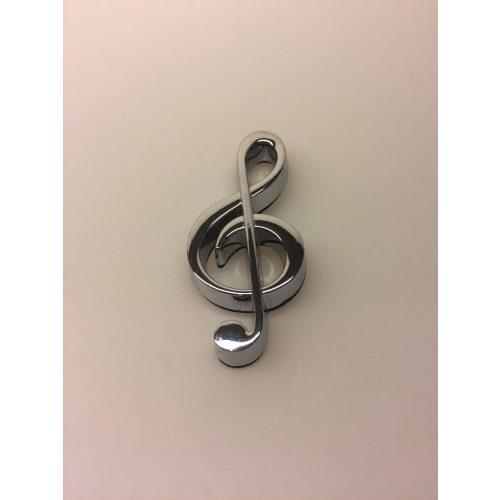 Brevvægt magnetisk - G-nøgle