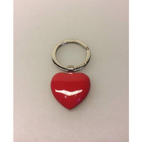 Hjerte nøglering - Rødt hjerte