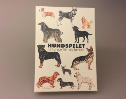 Kortspil - Hunde, hunde, hundespil, hundekortspil, alt om hunde, hunde spil, læring, fauna, husdyr, hunderacer, svensk,