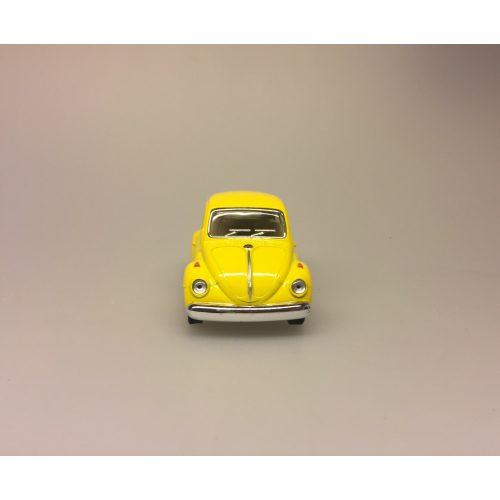 VW Folkevogn Mini Bobbel Gul,VW Folkevogn Bobbel lille Gul, folkevogn, folkevognsbobbel, folkevognsbobble, bobbel, boble, bobble, nedgroet negl, asfalt, asfaltbobble, metalbil, metal,, modelbil, lille bil, kørekort, gave, gaveide, biti, ribe, lille bil, dekoration, nordisk, stil, design, volkswagen