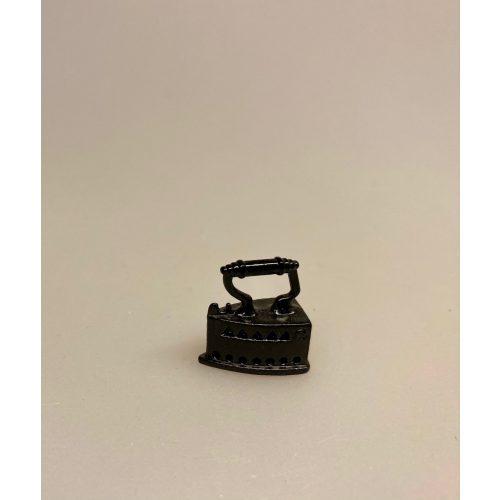 Miniature Strygejern sort,