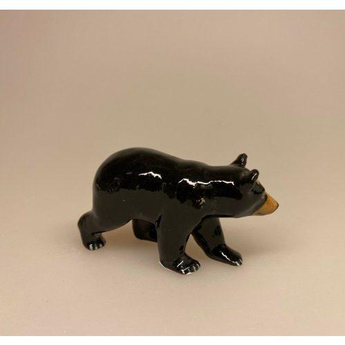Bjørn Figur porcelæn