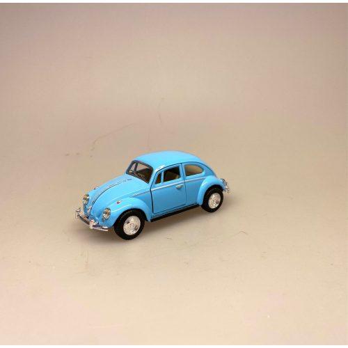køkkenblå, madam blå, a VW Folkevogn Bobbel Classic - Rosa, lyseblå, folkevogn, asfaltbobbel, asfalt, boble, bobbel, vw, volkswagen, nostalgisk, gammel, folkevognsbobbel, modelbil, VW, biti, ribe